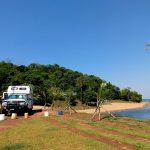 River spot paraguay