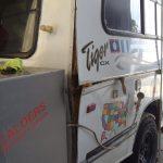 Tigger's corner pried open