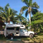 camped near Paraty