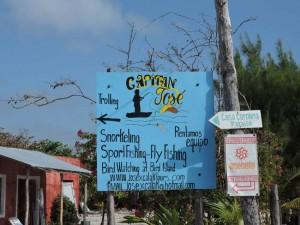 DSCN0327 Captain Luis' sign