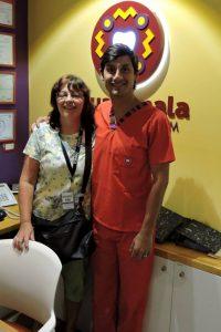 DSCN3618 Fran and Dr. Guerro