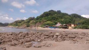 looking-back-at-playa-maderas-from-rocks