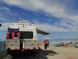DSC00306 our campsite - Corona Beach