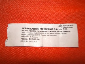 DSC01170 our train ticket