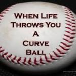 Life threw us a curve ball thumb