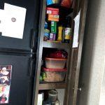 large deep pantry