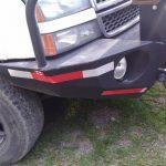 reflectors on front bumper