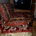 Sofa looks brand new