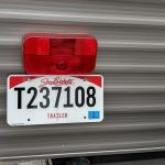 new trailer plate