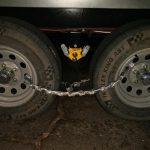 suspension upgrade & chains to secure tires