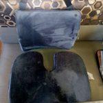 Fran's comfier dinette seat
