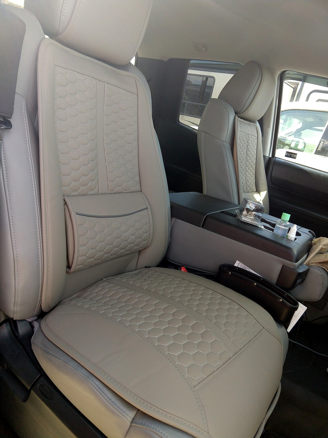 Seat Covers for the Tundra