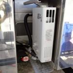 EZ tankless hot water tank