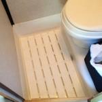 Tigger new bathroom grate